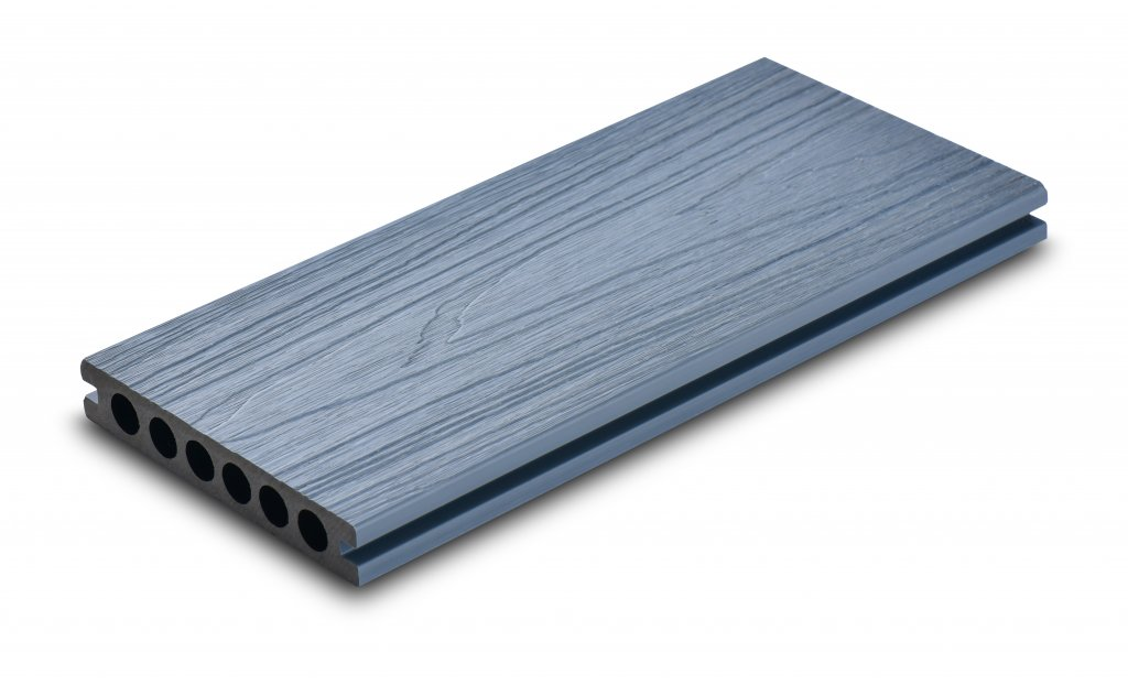 Sundi Capped composite decking, Co-extrusion composite decking